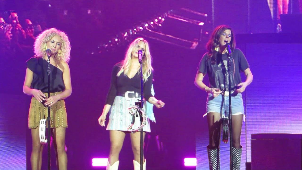 "Download Miranda Lambert and Little Big Town ""Girl Crush"" Live @ BB&T Pavilion"