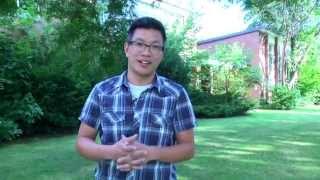 Trent U School of Education - Alumni Series: Chris Lee '07