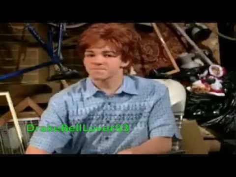 Drake Bell on Amanda Show - The Dare Show - YouTube