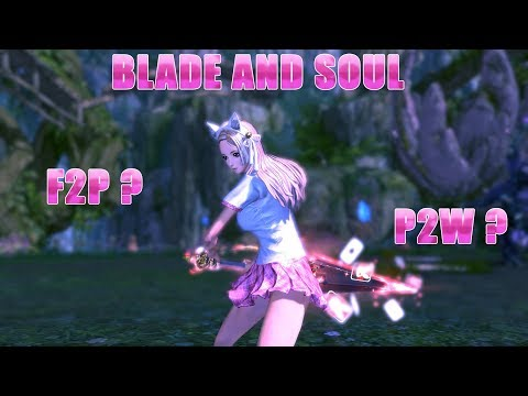 Blade and Soul en 2018 : Free To Play ou Pay To Win ?