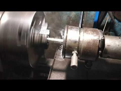 Threading On Lathe Machine    Thread Chaser Die Head    Lathe Machine Threading