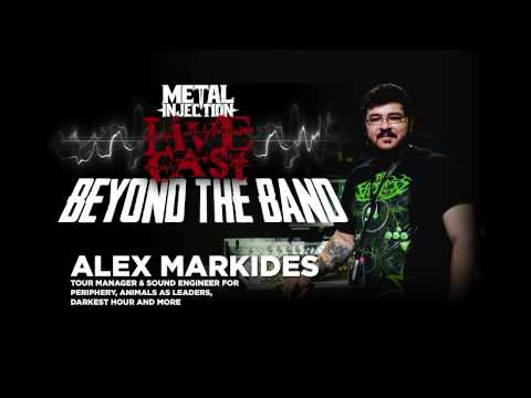 Beyond the Band: Sound Engineer Alex Markides (PERIPHERY, DARKEST HOUR) | Metal Injection