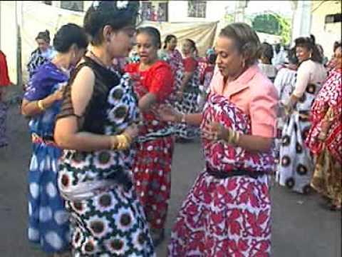 WAWILI  WAPENDA NAO - Chakacha from Comoro