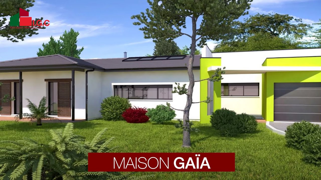 Plan maison igc get free high quality hd wallpapers for Maison igc