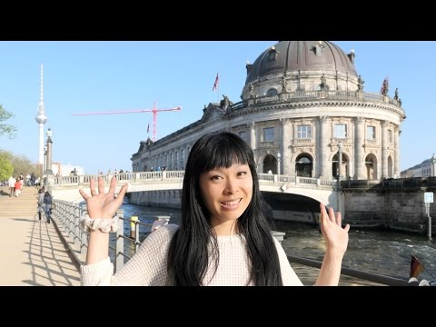 VLOG VOYAGE À BERLIN #1 | Envol Allemagne, Room Tour, Spree, Museumsinsel, Berlinerdom, Prenzlauer
