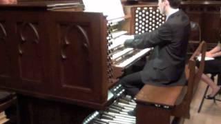 Tucker Wheatley- Messiaen Le Banquet Celeste