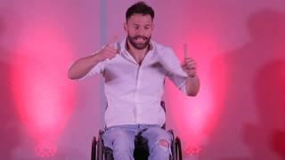 Εγώ είμαι μαχητής, έχω μάθει να μάχομαι   Antonis Tsapatakis   TEDxTechnicalUniversityofCrete