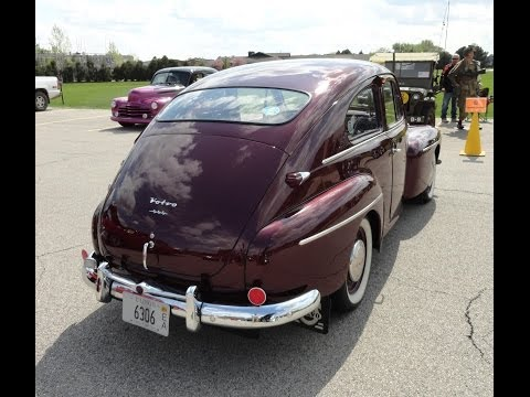 1956 Volvo PV 444 - My Car Story With Lou Costabile