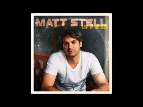 Matt Stell — Better I Drink