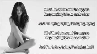 Selena Gomez - Hands To Myself Karaoke (Official Instrumental + Background Vocals)