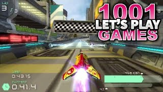 Wipeout Pulse (PSP) - Let
