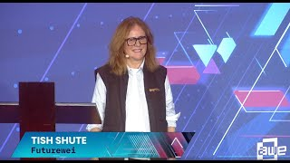 Tish Shute (futurewei): Designing The Future Of Ar/vr And Spatial Computing
