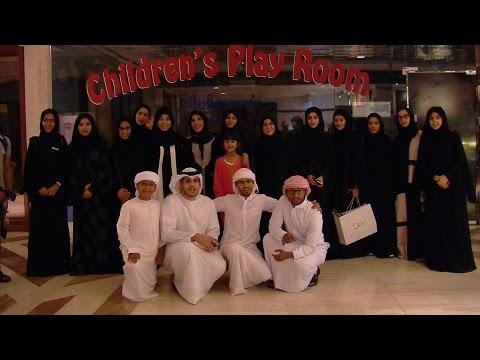 UAE Nashama Volunteers visit patients in Dubai Hospitals