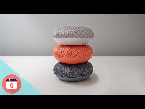 Google Home Features Update 5: July 2018