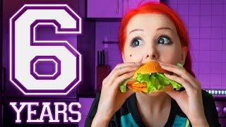 Спустя 6 лет ем мясо! 🍔 🍗