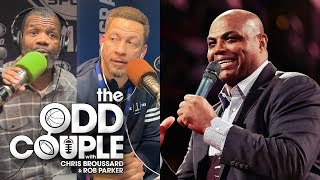 Charles Barkley Sounds Off on Load Management, NBA Ratings and More - The Odd Couple