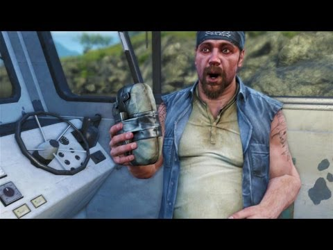 Far Cry 3 - Monkey Business DLC Pack Trailer