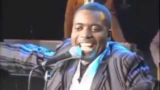 Congo gospel live stage music performance (2016)