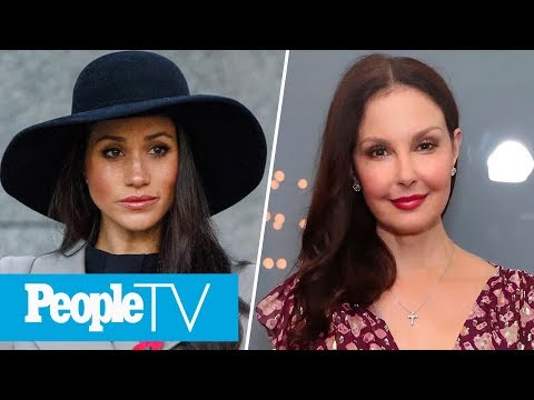 Meghan Markle's Former Makeup Artist Predicts Her Wedding Look, Ashley Judd Opens Up | PeopleTV