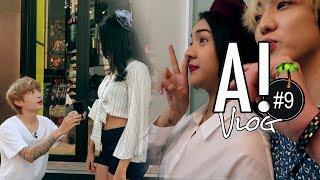 DIGODAIN COWO KOREAN TETAP SETIA l #A!Vlog 9