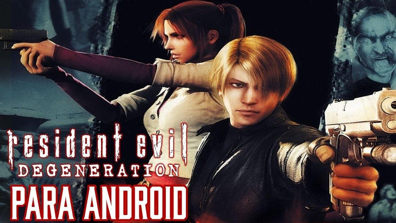 jogo resident evil degeneration pc