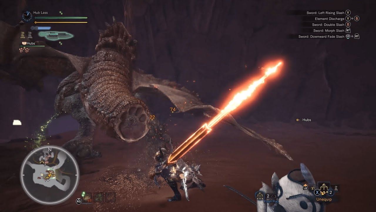 Mhw Diablos Solo Switch Axe Guide 500 No Mantles No Food