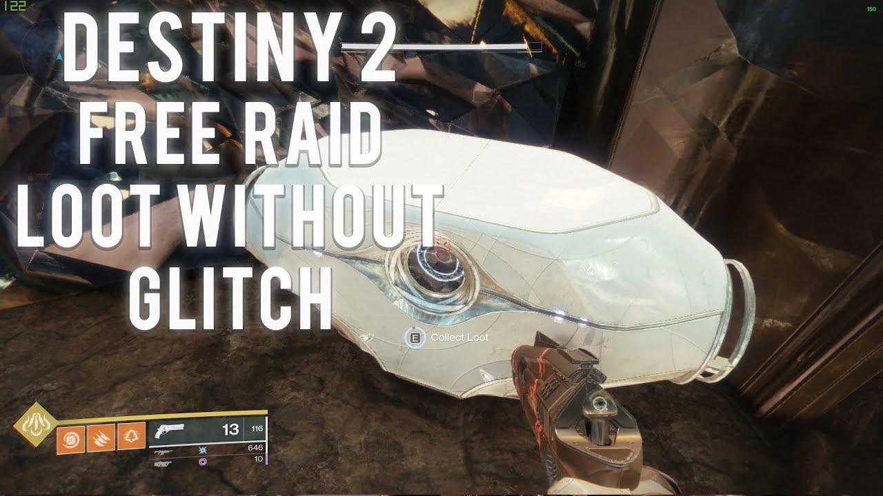 Destiny 2 Free Last Wish Loot Chest No Glitch Youtube