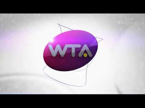 Tennis WTA Tour Intro