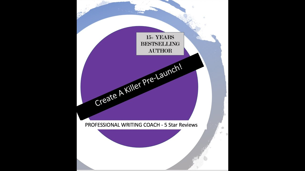 Killer Pre-Launch Makes Your Book!