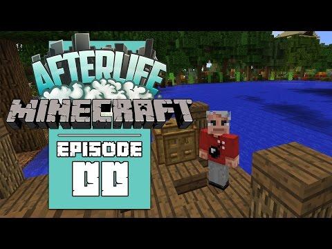 Minecraft - AfterLife #00: The beginning!