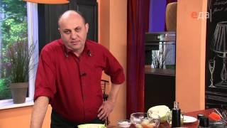 Принципы приготовления вареных салатов