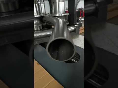 CNC profile bending machine for bending pipes