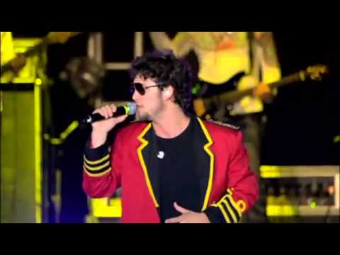 Christopher Von Uckermann - Light Up The World Tonight (Tour Del Adiós)