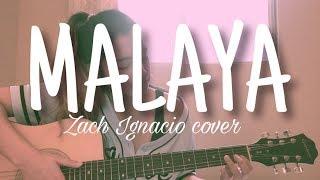 Gambar cover Malaya by Moira Dela Torre || Zach Ignacio cover