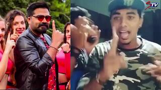 Simbu fans vs Vishal | விஷாலுக்கு, சிம்புவின் ரசிகர்கள் கடும் கண்டனம் ..|STV