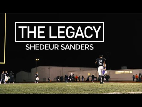 "Deion Sanders' son featured in ""The Legacy: Shedeur Sanders"""