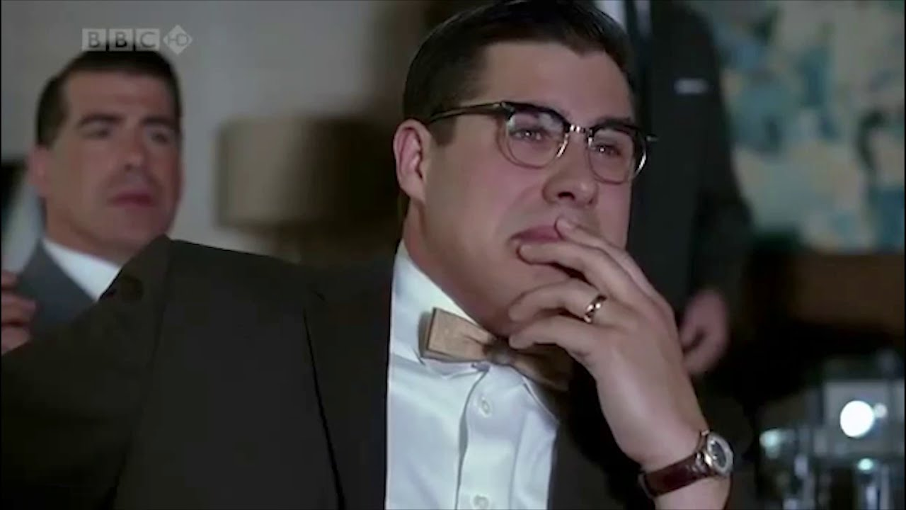 My Love: Mad Men Carousel Pitch #Video #AndrewTollinton