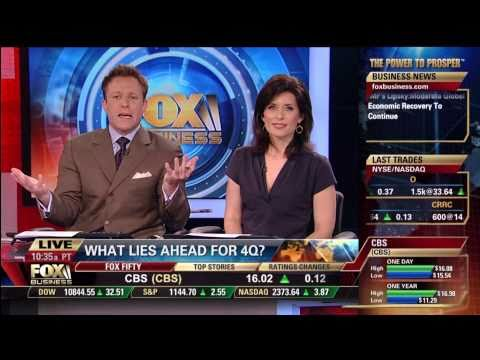 Fox Business  - Lori Rothman 09 28 10