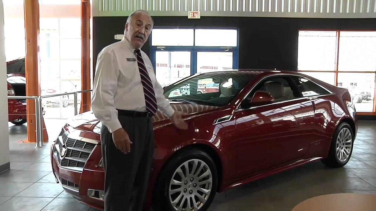 Classic 2011 Cadillac CTS Coupe ORR Auto Texarkana Dealer ...