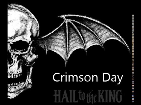 Avenged Sevenfold - Crimson Day (Instrumental)
