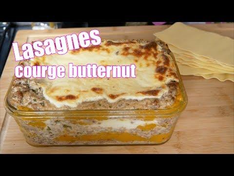 lasagnes-à-la-courge-butternut-facile