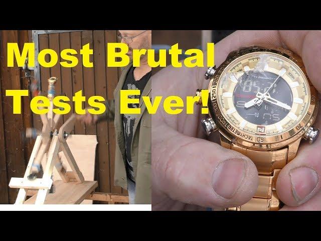6d2dbfe8658 Naviforce 9028 Relógio Masculino Quartzo Japonês