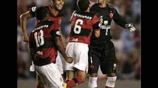 Montagem - Flamengo