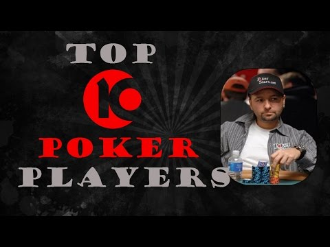 Top ten poker players of all time