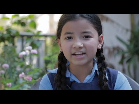 Kusum Grade 6 'We have a power a strength inside of us' (Teach For India)