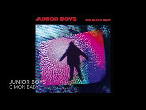 Junior Boys - Big Black Coat (Full Album)