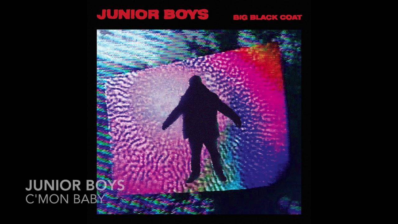 Junior Boys Big Black Coat Full Album