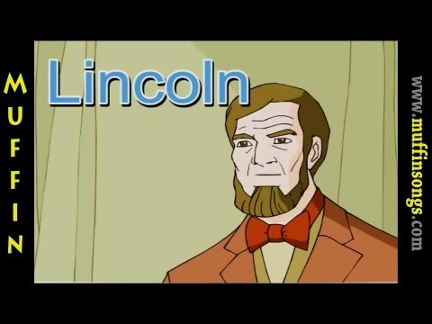 Muffin Stories - Abraham Lincoln