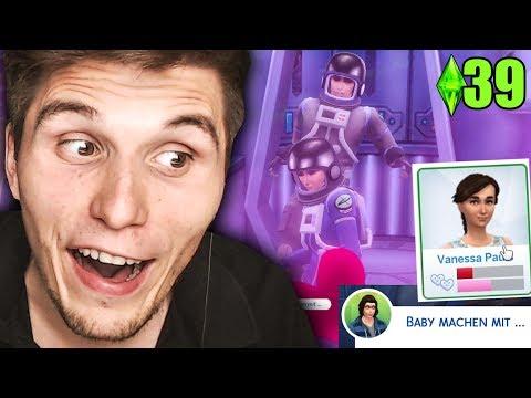GLP zeugt ein Kind! In einer RAKETE ☆ Sims 4