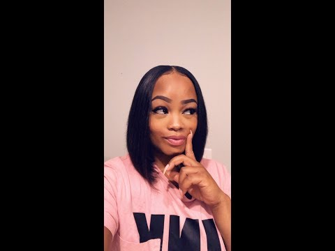 How To Do A Quick Weave Bob